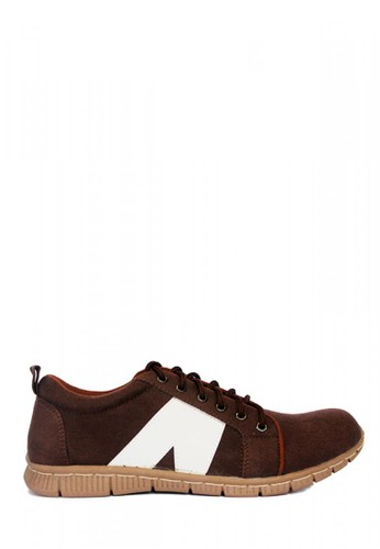 D-Island brown D-Island Shoes New ARL Reborn Low Canvas Brown A72DESH0737681GS_1