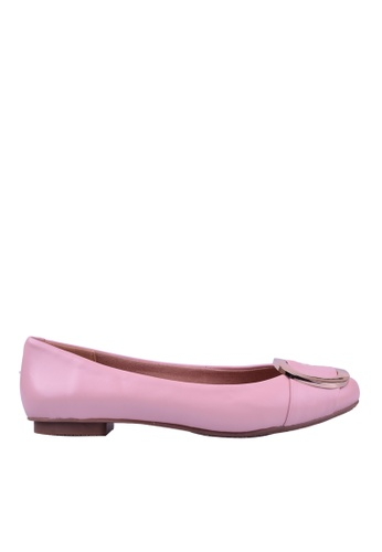 Hush Puppies pink Hush Puppies Becky In  Pink 6294ESH6A49859GS_1