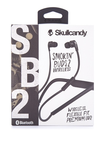 Shop SkullCandy Smokin  Buds 2 Wireless Wearables Online on ZALORA  Philippines 1598e02fa8536