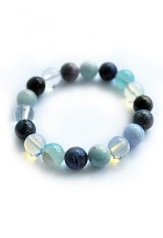 Peace Crystal Combo Bracelet