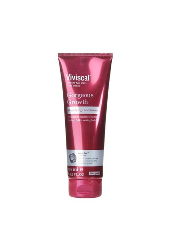 Holland & Barrett Viviscal Gorgeous Growth Densifying Conditioner 250ml D4455ES5EEBA81GS_1