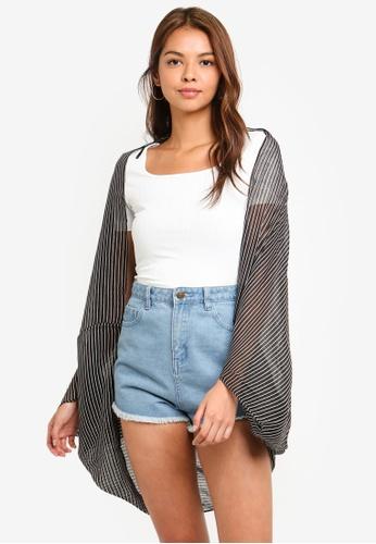 7528a52e84 Buy Cotton On Trixy Cocoon Kimono Online on ZALORA Singapore