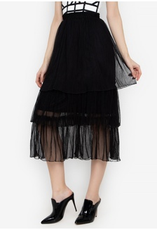 fda10bbd3 Shop Y.R.Y.S. Your Rules Your Style Statement Tulle Skirt 3 Layer ...
