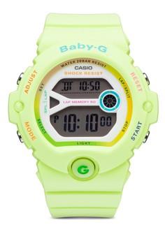 【ZALORA】 Baby-G BG6903-3D 多功能電子錶