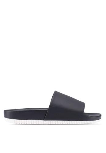 ALDO black Hanley Sandals & Flip Flops D0A26SHFE1DD51GS_1