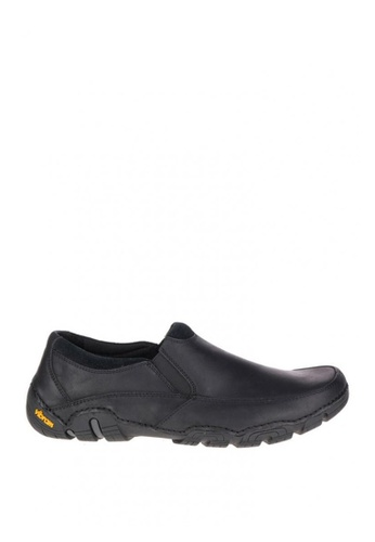 Hush Puppies black Fulle Torque The Body Shoe HU326SH0IPCLPH_1