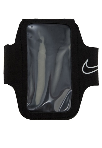 Nike black and silver Nike Lightweight Arm Band 2.0 NI126AC68CYLMY_1