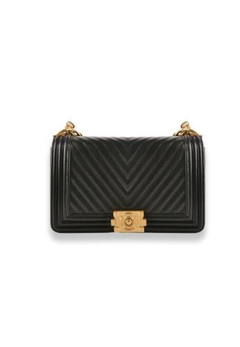 Esfolar black Esfolar Sling Bag -EA190030 34955AC250162CGS_1