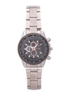 Stainless Analog Watch 5002L