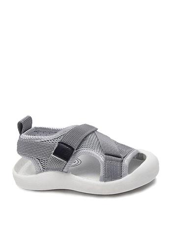 Twenty Eight Shoes grey VANSA Comfortable Sandals  VSK-SB2 1996FKSC68E3C5GS_1
