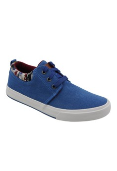 Low Cut High Quality Sneakers Men's Rubber Shoes 502 (blue)
