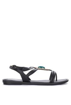 d47e7702e5 Grendha black Exotica Sandal Fem Sandals 2FCE2SHEF47028GS_1