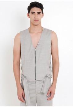 [PRE-ORDER] Zip-up Vest