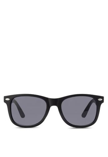 Phoenixesprit 香港 矩形太陽眼鏡, 飾品配件, 長框