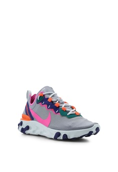 best service d5142 976b1 Nike Nike React Element 55 Shoes RM 535.00. Available in several sizes