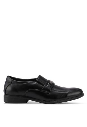 Rocklander black Formal Shoes 61DFBSH1638AFCGS_1