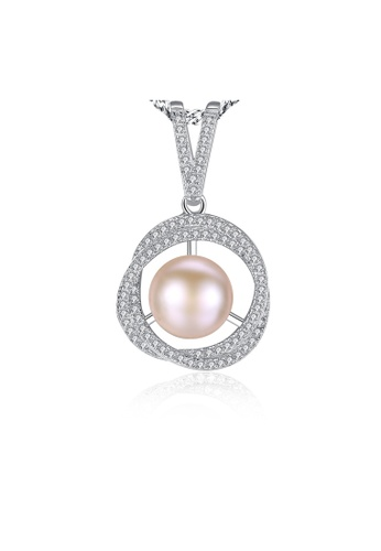 SUNRAIS silver High-grade colored stone silver fashion necklace 68D43AC1B919D7GS_1