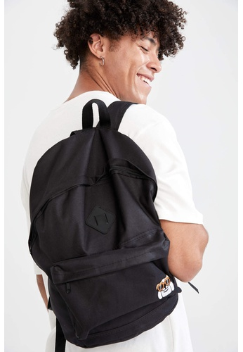 DeFacto black Backpack C0A68ACB19C172GS_1