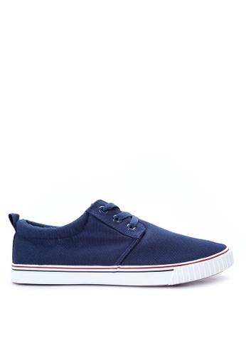 H2Ocean blue Clayton Sneakers H2527SH95QNGPH_1
