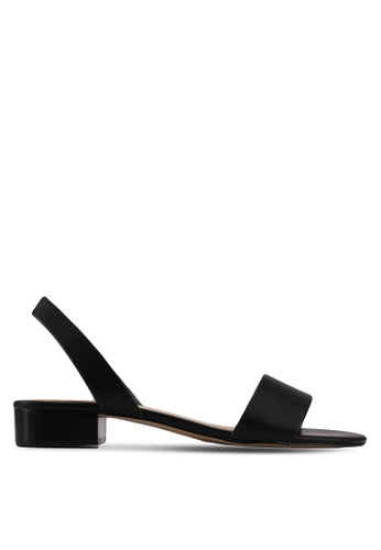 ALDO black Candice Heeled Sandals 753BASH6E5417AGS_1