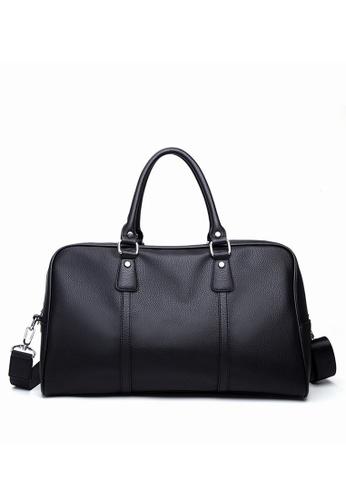Twenty Eight Shoes black Men's Suit Travel Duffel Bags ET1666 405D1AC5225F1CGS_1