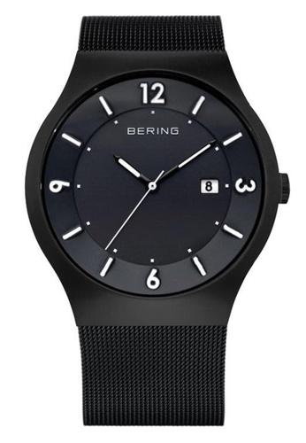 Bering black Solar 14440-222 Blue 40 mm Men's Watch 7FA9EACD3E235AGS_1