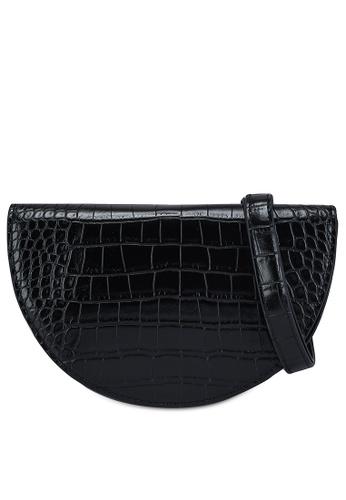 Pieces black Filla Crossbody Bag 74369AC8D39F6DGS_1
