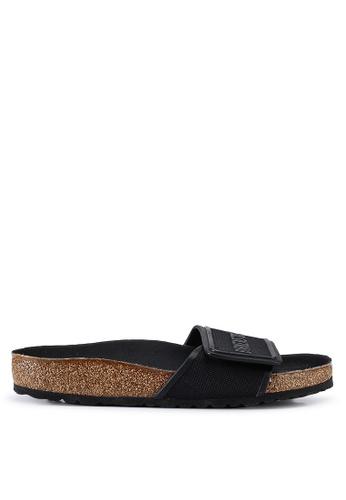 Birkenstock black Tema Sport Tech Sandals ECA63SH4FDE9A4GS_1