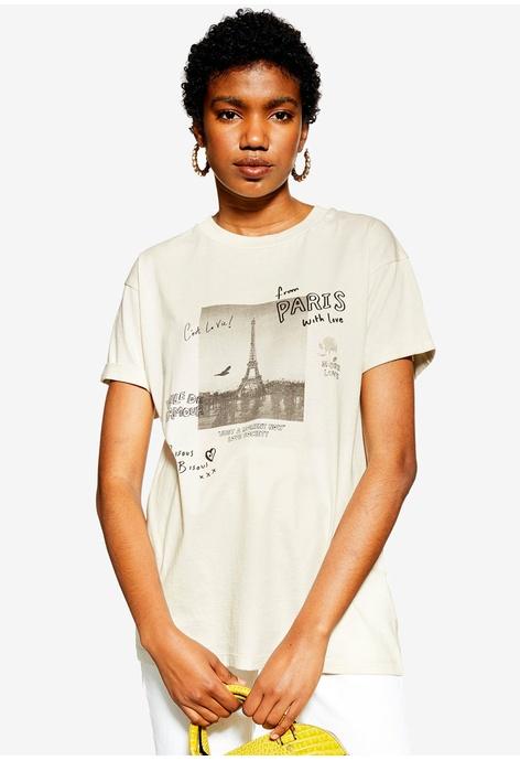 4c2065e8 Buy TOPSHOP Women T-Shirts Online | ZALORA Malaysia
