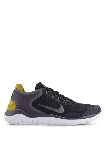 Nike black Nike Free Rn 2018 Shoes 47D62SHF78B97BGS_1