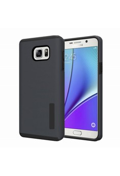 DualPro Shockproof Case for Samsung Galaxy S7 Edge (Grey)