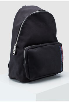 afd81db45e0 35% OFF Calvin Klein Campus Backpack - Calvin Klein Accessories HK$  1,290.00 NOW HK$ 837.90 Sizes One Size