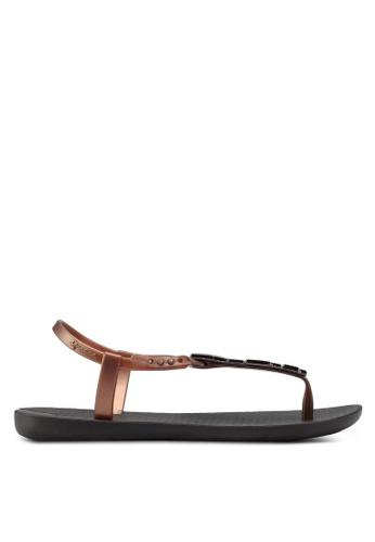 Ipanema brown Ipanema Charm V Sandals IP362SH0ST6JMY_1