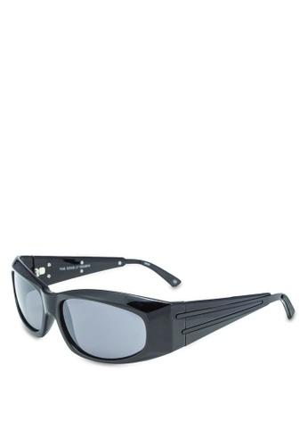 Le Specs black The Edge 1902814 Sunglasses 48CB7GL5159FADGS_1