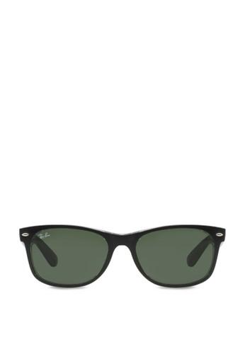 New Wayfarer Color Mix zalora 台灣門市太陽眼鏡, 飾品配件, 飾品配件