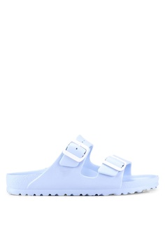 fd6e74be321a Birkenstock blue Arizona EVA Sandals 4DBCCSHDEF1168GS 1