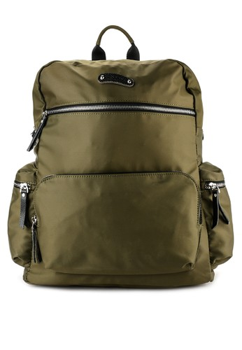 Hush Puppies green and multi Nemo Backpack (M) 57774AC66CD3BDGS 1 2a5a0ae1b8