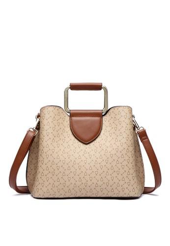 HANA yellow HANA Nikki Sling Bag 1ECF8AC233BBFAGS_1