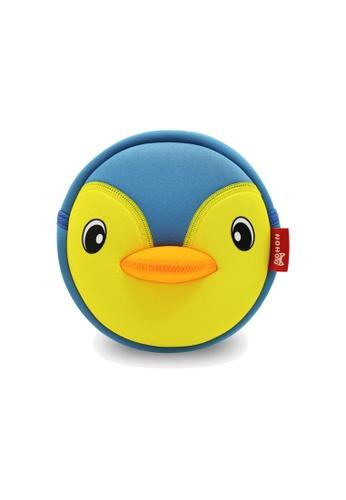 Nohoo blue Nohoo Kids Sling Bag Penguin (Blue) 7E3ECKC5707CCBGS_1