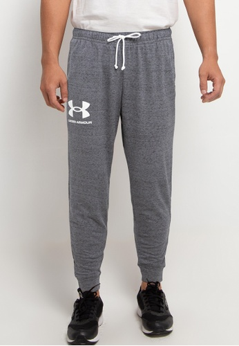 Under Armour 灰色 Rival Terry Jogger DB784AA7F3799AGS_1