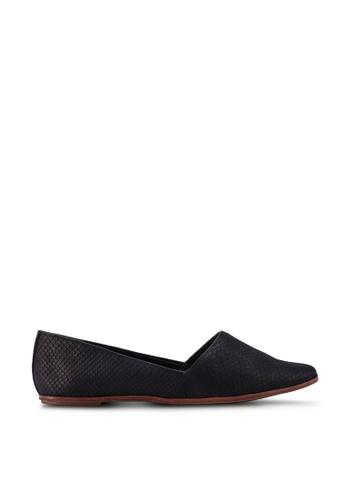 ALDO 黑色 Blanchette Flats 0E495SH2FB469EGS_1