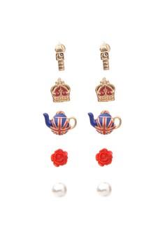 London Earring Set