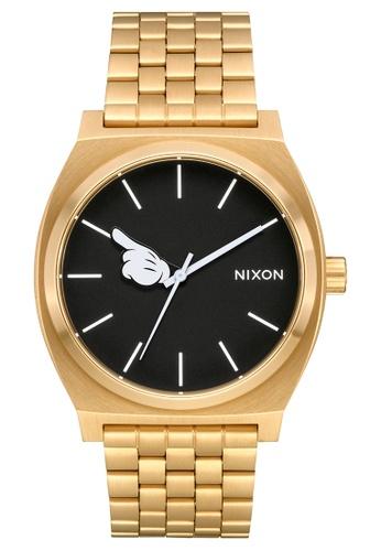 Nixon gold Nixon x Mickey - Time Teller - One Glove (A0453097) CDDAAAC48413B0GS_1