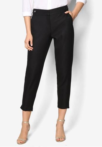 中腰西裝九分褲、 服飾、 服飾DorothyPerkins中腰西裝九分褲最新折價