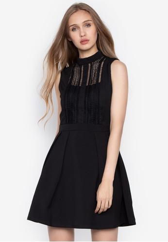 ea3f3444ae Shop Chloe Edit Round Neck Dress Online on ZALORA Philippines