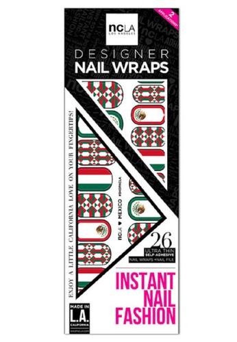 NCLA NCLA Nail Wrap Mexico NC633BE65EGWSG_1