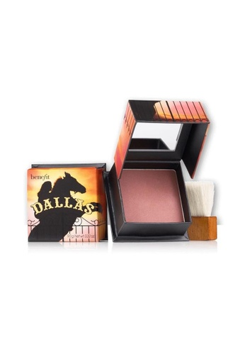 Benefit pink Dallas Dusty Rose Face Powder BE433BE0FLR0SG_1