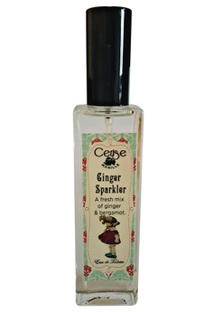 Ginger Sparkler Eau de Toilette Cerise Manille Fine Fragrances Series