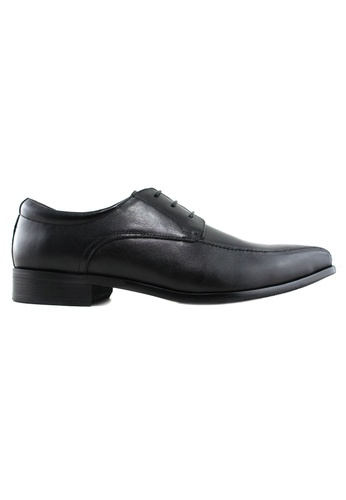 Rad Russel black Rad Russel Lace Up Derby RA654SH17LMKSG_1