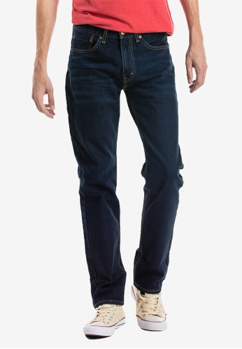 9fbe0744f80 Shop Levi's 505™ Men's Regular Fit Jeans Online on ZALORA Philippines